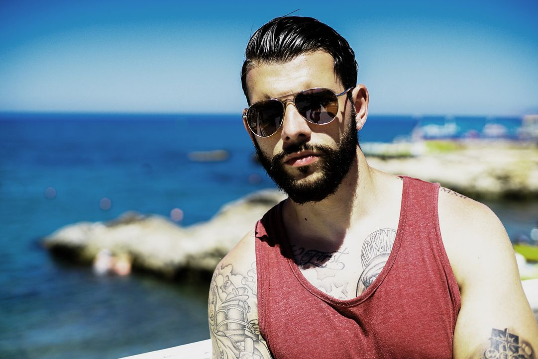 Jays Spezialgebiet sind realistische Tattoos und Portraits und obwohl er die Herausforderung eines jeden Cover ups liebt, würde er sich wünschen, da... - Bildquelle: Lion TV & all3media International