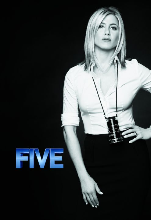 "In ""FIVE"" führte unter anderem Jennifer Aniston Regie. - Bildquelle: 2011 Sony Pictures Television Inc. All Rights Reserved."