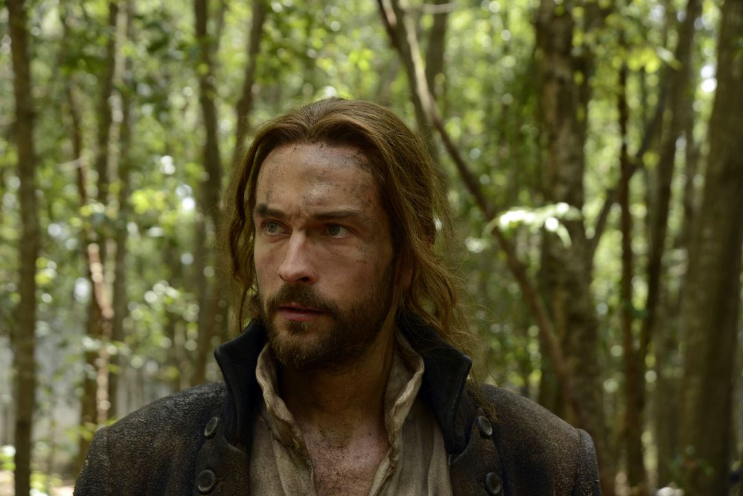 Abbie macht einen Vorschlag, auf den Ichabod (Tom Mison) nicht eingehen will - egal, wie sinnvoll er auch ist ... - Bildquelle: 2014 Fox and its related entities. All rights reserved.