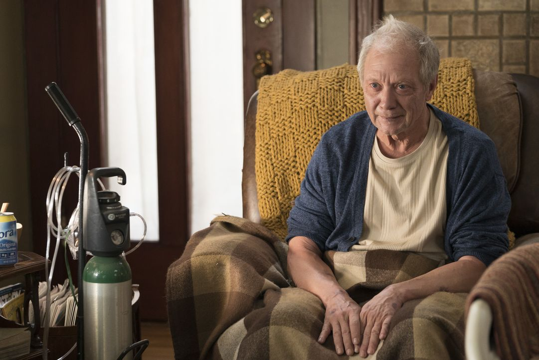 Thatcher Grey (Jeff Perry) - Bildquelle: Eric McCandless ABC Studios / Eric McCandless