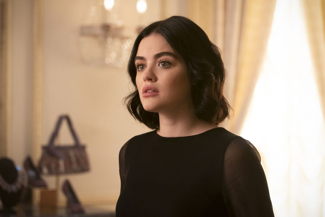 Katy Keene (Lucy Hale) - Bildquelle: K. C. Bailey 2020 The CW Network, LLC. All Rights Reserved. / K. C. Bailey