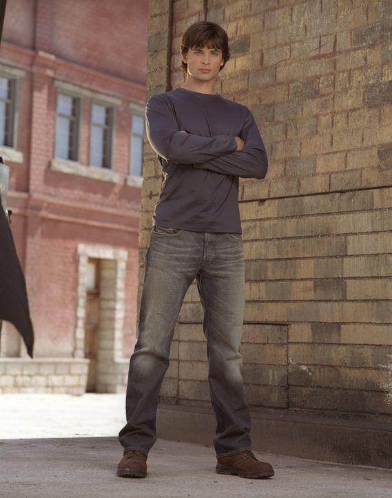 (3. Staffel) - Hat mit seinen immer stärker werdenden Kräften zu kämpfen: Clark Kent (Tom Welling) ... - Bildquelle: Warner Bros.