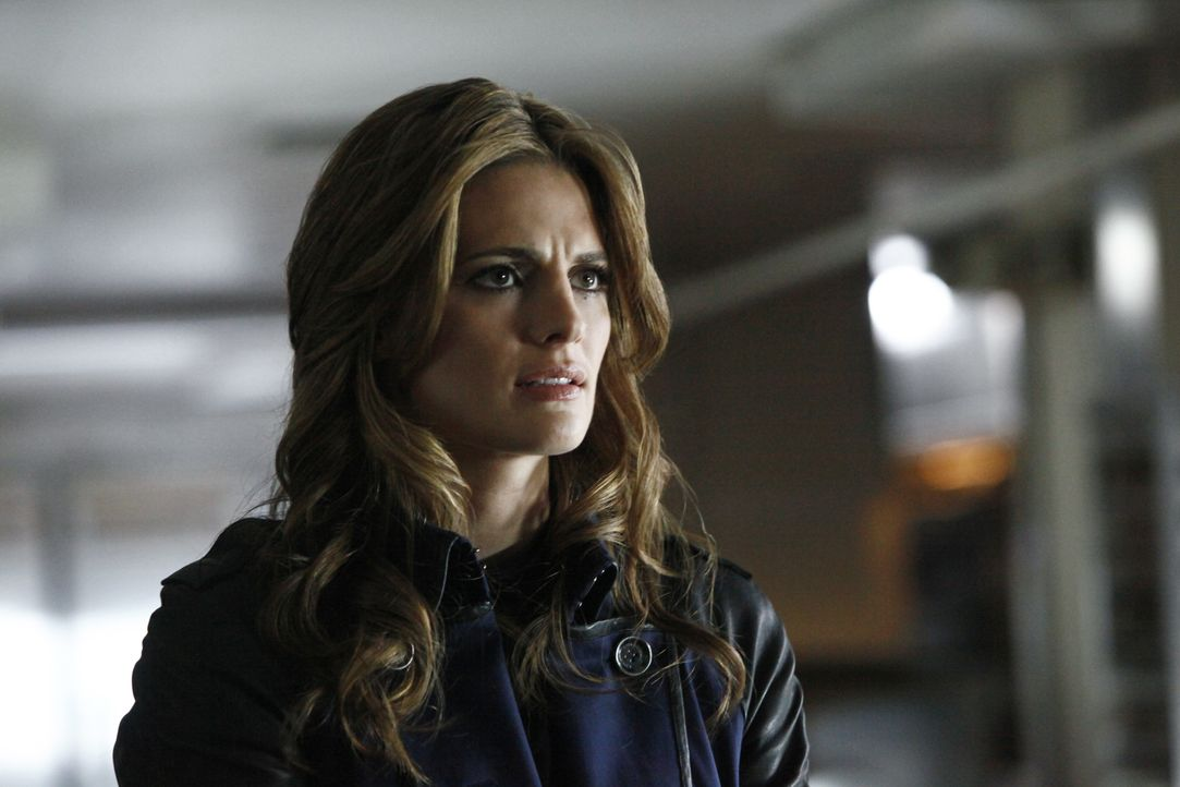 Wird Kate Beckett (Stana Katic) endlich den Mörder ihrer Mutter finden? - Bildquelle: 2012 American Broadcasting Companies, Inc. All rights reserved.