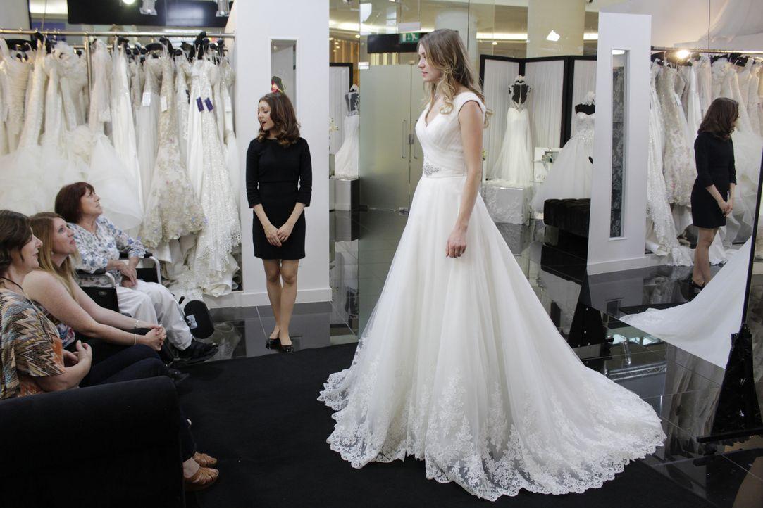 Hochzeitsplanerin Claire hat in ihrer Karriere schon viele schöne und schrec... - Bildquelle: TLC & Discovery Communications