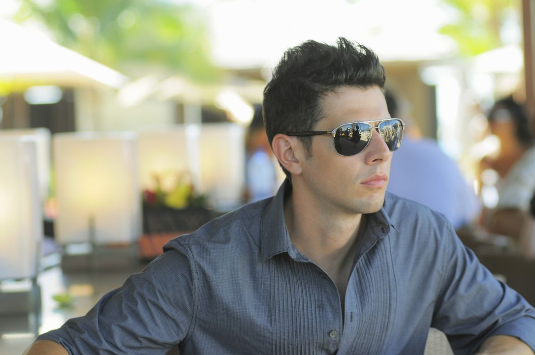 Der Aufenthalt auf den Bahamas wird für Matt (Daniel Eric Gold) spannender als erwartet ... - Bildquelle: Joshua Yentis 2009 American Broadcasting Companies, Inc. All rights reserved.