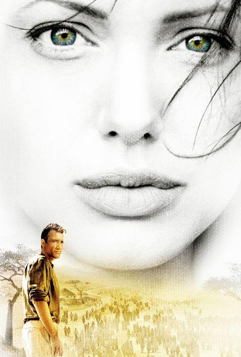 Jenseits aller Grenzen - Wo die Hoffnung überlebt: Sarah Jordan (Angelina Jolie, oben) und Nick Callahan (Clive Owen, unten) ... - Bildquelle: Paramount Pictures