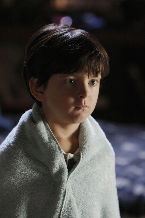 Verschweigt seinen Eltern ein finsteres Geheimnis: Aiden (Connor Gibbs) - Bildquelle: ABC Studios