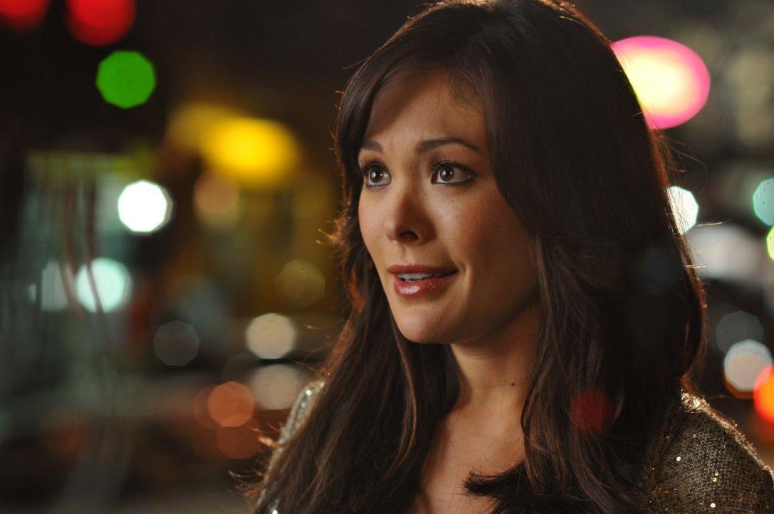 Victory (Lindsay Price) schafft es nicht, Joe aus dem Weg zu gehen, der sie um jeden Preis zurückgewinnen will ... - Bildquelle: NBC, Inc.