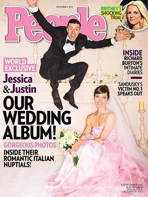 Justin Timberlake und Jessica Biel - Bildquelle: People