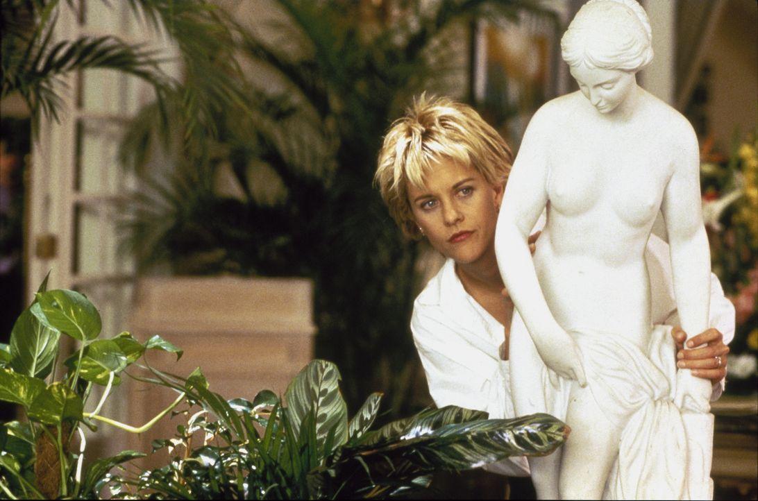 Kates (Meg Ryan) Leben ist bis ins letzte Detail geplant: Sie will heiraten, zwei Kinder, einen Hund und ein Haus. Den Mann dafür glaubt sie schon z... - Bildquelle: 1995 ORION PICTURES CORPORATION. All Rights Reserved