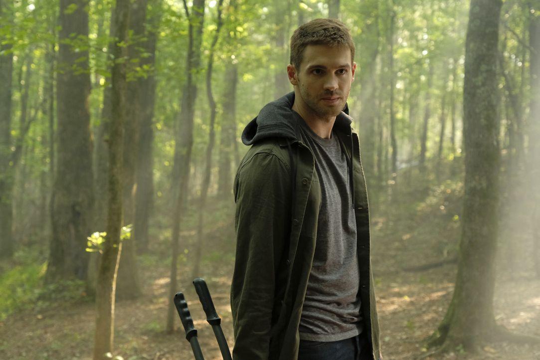 Jeremy Gilbert (Steven R. McQueen) - Bildquelle: Mark Hill 2018 The CW Network, LLC. All rights reserved. / Mark Hill