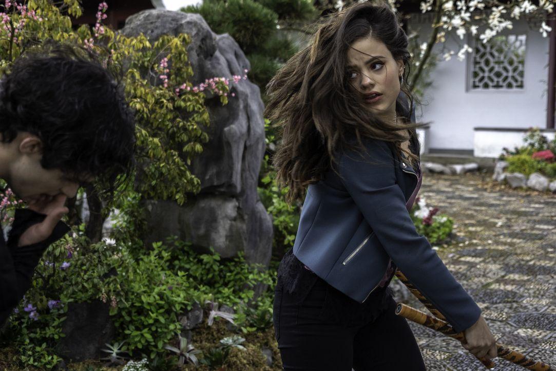 Maggie Vera (Sarah Jeffery) - Bildquelle: Colin Bentley 2019 The CW Network, LLC. All rights reserved. / Colin Bentley
