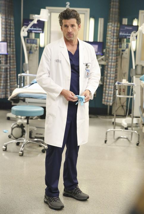 Derek (Patrick Dempsey) stellt seine eigenen Bedürfnisse vor die seiner Schwester. Ob er seine Entscheidung bereuen wird? - Bildquelle: ABC Studios
