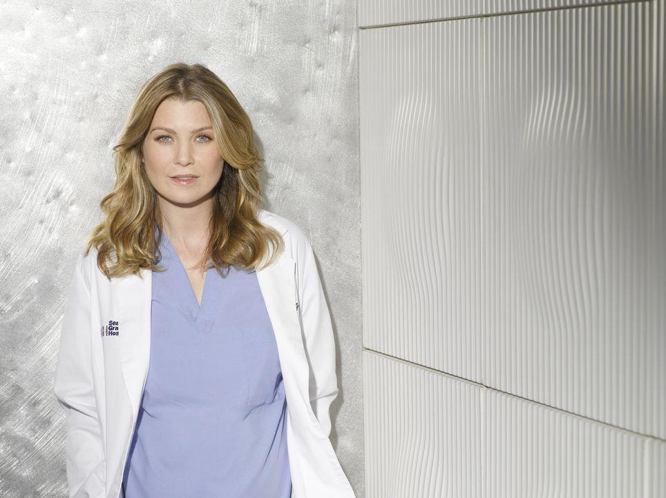 (6. Staffel) - Im Privatleben von Meredith (EllenPompeo) gibt es viele Höhen und Tiefen ... - Bildquelle: Touchstone Television