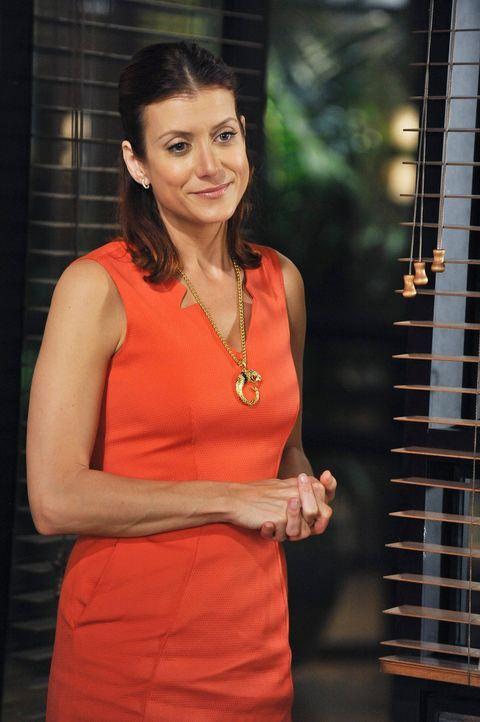 Addison (Kate Walsh), die stark darunter leidet, dass Violet jetzt Mutter sein will, lässt sich von Sam küssen und wird prompt von Pete dabei übe... - Bildquelle: ABC Studios