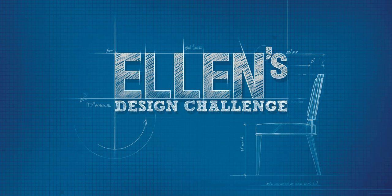 Ellen's Design Challenge - Logo - Bildquelle: Warner Bros.