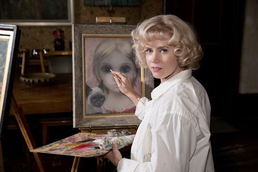 Margaret Keane (Amy Adams) - Bildquelle: 2014 The Weinstein Company. Alle Rechte vorbehalten