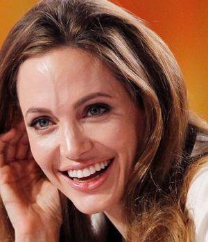 Angelina Jolie Porträt 2