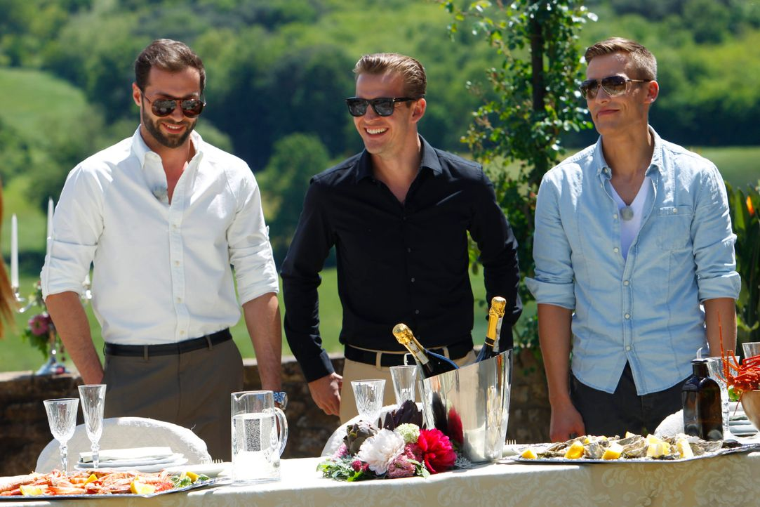 Catch the Millionaire: Peter, Paul, Marcel - Bildquelle: Martin Rottenkolber / Richard Hübner