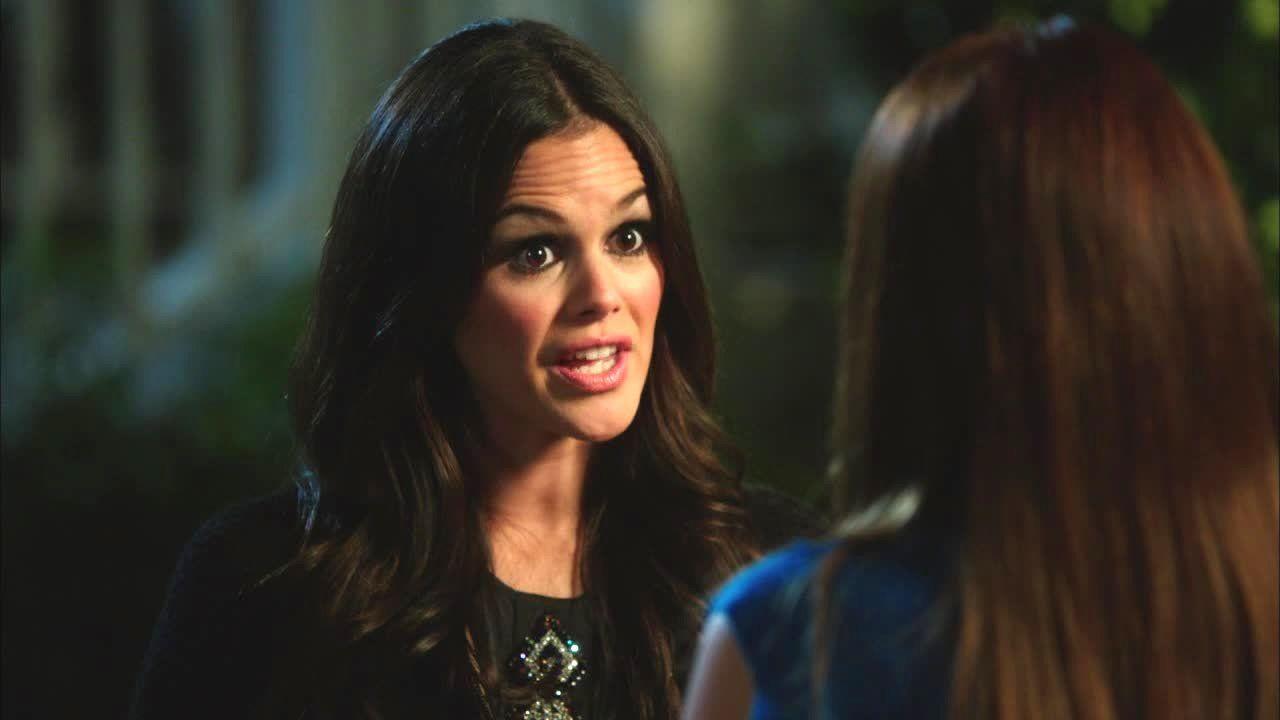 Zoe wird nach ihrer Meinung über Wade gefragt: - Bildquelle: Warner Bros. Entertainment Inc.