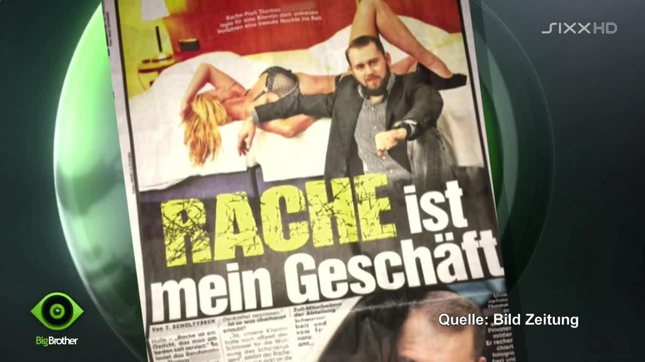Deutschlands Racheprofi - Bildquelle: sixx