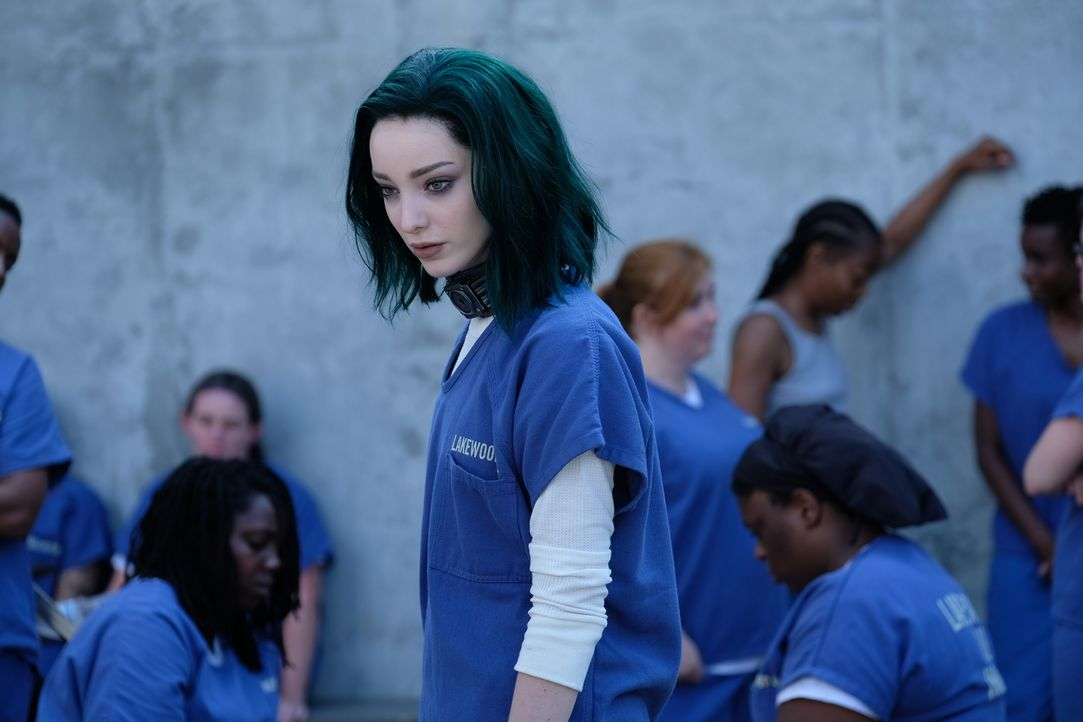 Lorna Dane (Emma Dumont) - Bildquelle: 2017 Fox and its related entities.  All rights reserved.  MARVEL TM &   2017 MARVEL