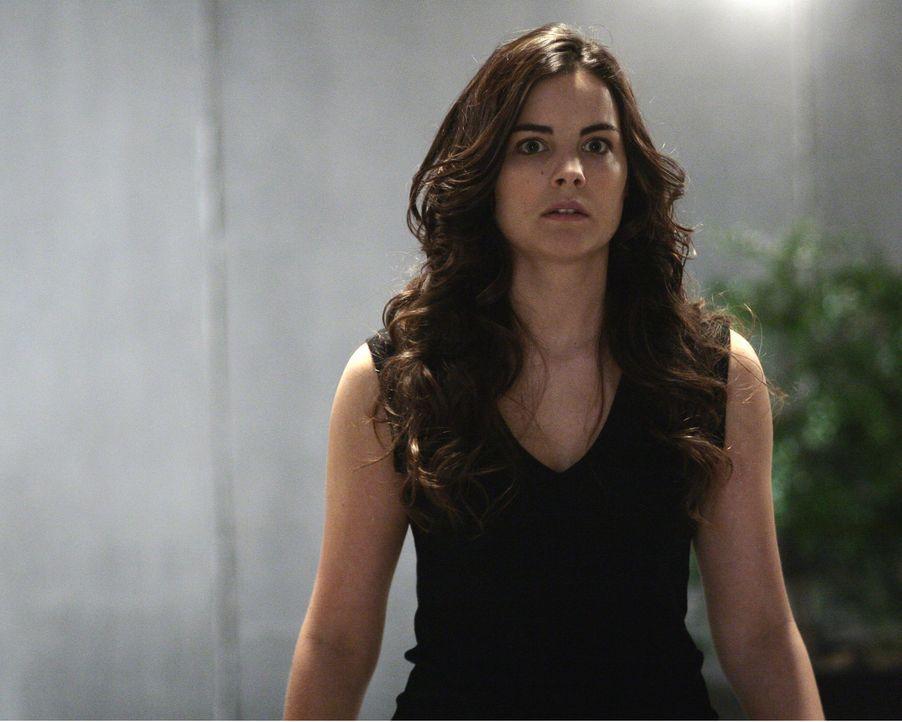 Jessie (Jamie Alexander) ist zunächst völlig überfordert. Kann sie Kyle bei seinem Vorhaben dennoch helfen? - Bildquelle: TOUCHSTONE TELEVISION