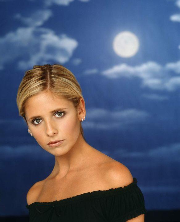 (4. Staffel) - Buffy (Sarah Michelle Gellar) ist die Auserwählte: Sie allein muss sich den Vampiren, Dämonen und den Mächten der Finsternis stellen... - Bildquelle: Twentieth Century Fox Film Corporation.