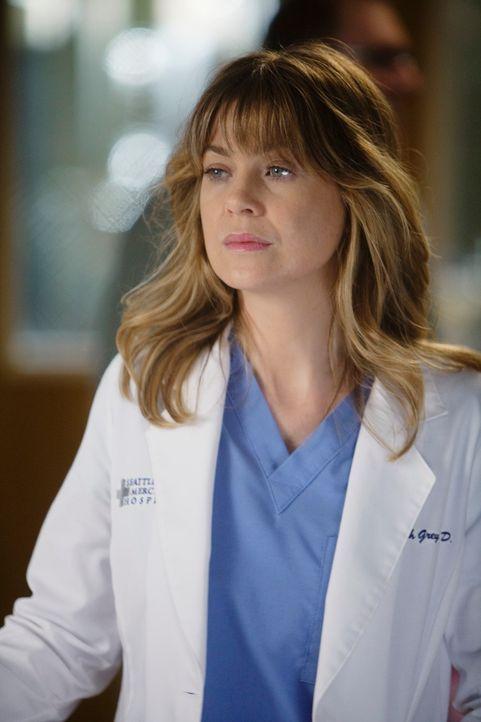 Dereks Alzheimer-Versuchsreihe startet. Er hat sich Alex als Assistent ausgesucht, was Meredith (Ellen Pompeo) auf die Palme bringt ... - Bildquelle: ABC Studios