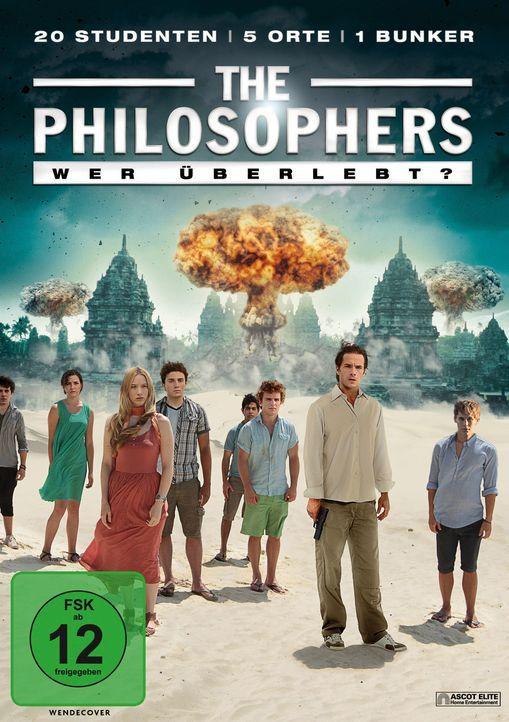 THE PHILOSOPHERS - Cover - Bildquelle: Ascot Elite Entertainment Group