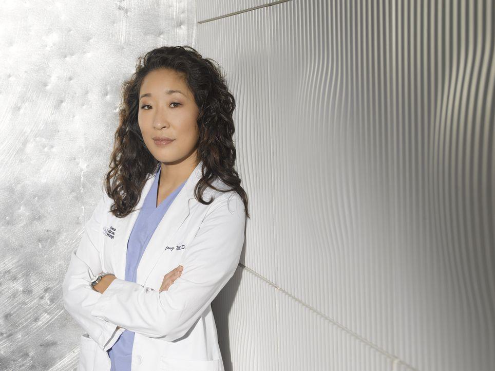 (6. Staffel) - Die leidenschaftliche Ärztin Dr. Cristina Yang (Sandra Oh) hofft auf die große Karriere ... - Bildquelle: Touchstone Television