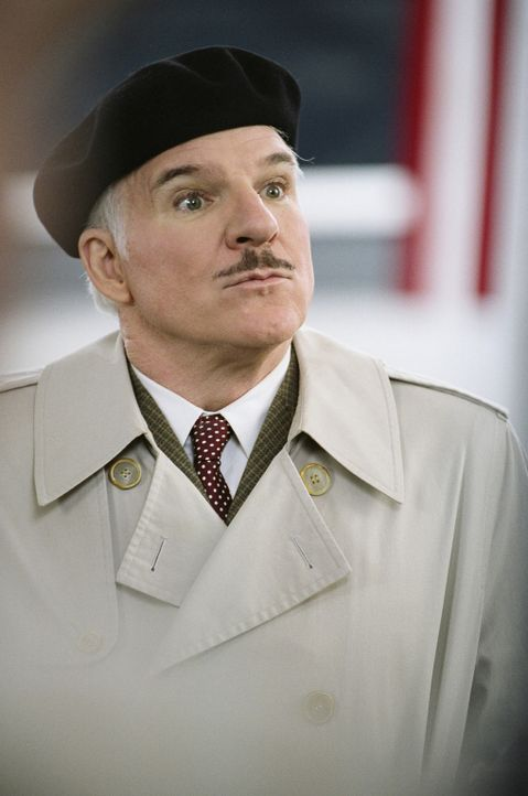 Er hat das Unglück gepachtet: Inspektor Clouseau (Steve Martin) rennt von einem Missgeschick in das Nächste ... - Bildquelle: Metro-Goldwyn-Mayer Studios Inc. All Rights Reserved.