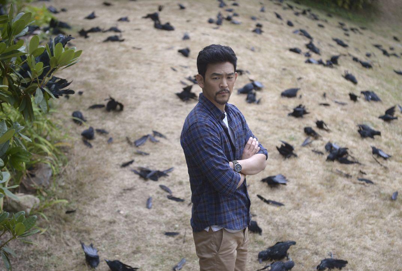Als ein riesiger Schwarm Raben auf sein Haus zufliegt und eine Vielzahl von ihnen in seinem Vorgarten verenden, muss sich Andy (John Cho) eingestehe... - Bildquelle: 2017 Fox and its related entities.  All rights reserved.
