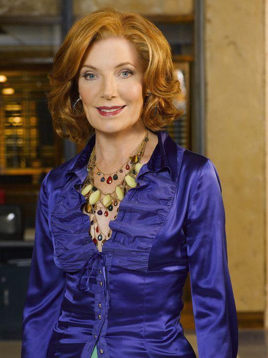 (3. Staffel) - Spricht nicht gern über ihr wahres Alter: Martha Rodgers (Susan Sullivan), die Mutter von Krimibuchautor Richard Castle - Bildquelle: ABC Studios