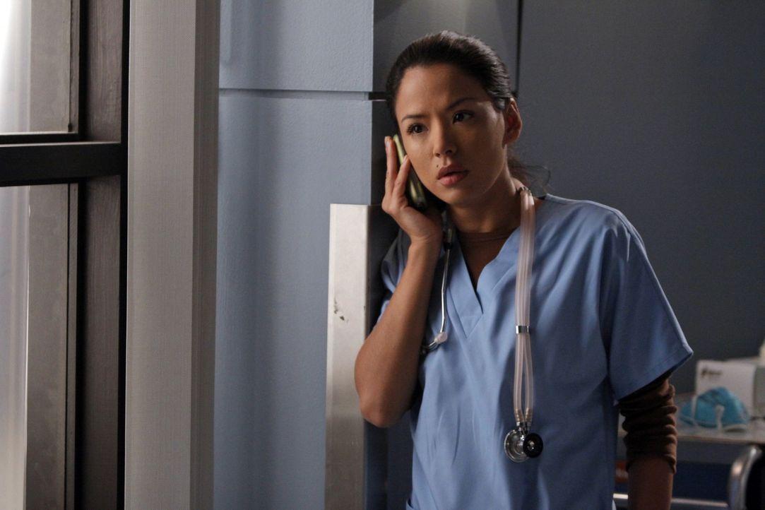 Jetzt steht Lauren (Stephanie Jacobsen) in Wendis Schuld... - Bildquelle: 2009 The CW Network, LLC. All rights reserved.