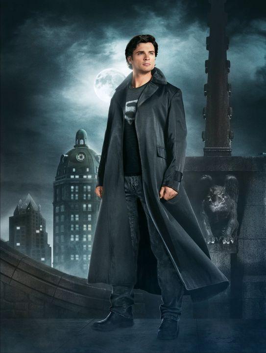 (10. Staffel) - SMALLVILLE - Artwork - Bildquelle: Warner Bros.