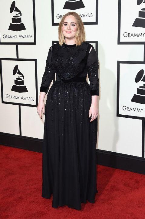 Grammy 2016: Adele - Bildquelle: Jason Merritt / GETTY IMAGES NORTH AMERICA / AFP