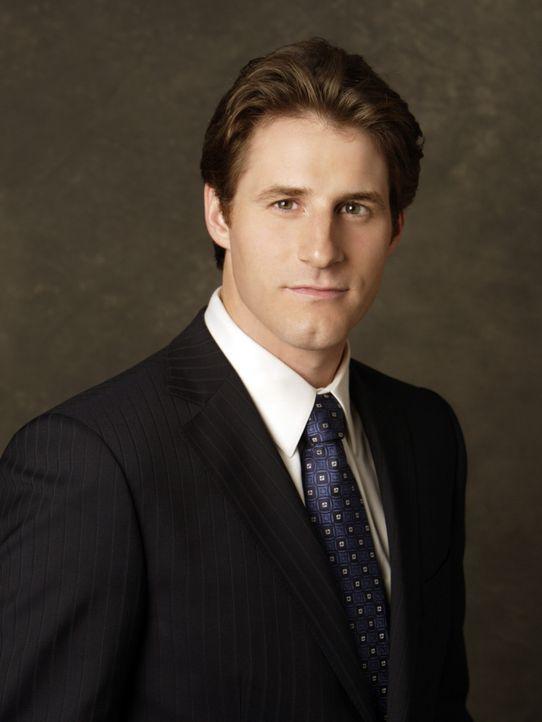 (1. Staffel) - Nicht nur sein Berufskollege, sondern auch ein sehr enger Freund von Eli: Der Anwalt Matt Dowd (Sam Jaeger). - Bildquelle: Disney - ABC International Television