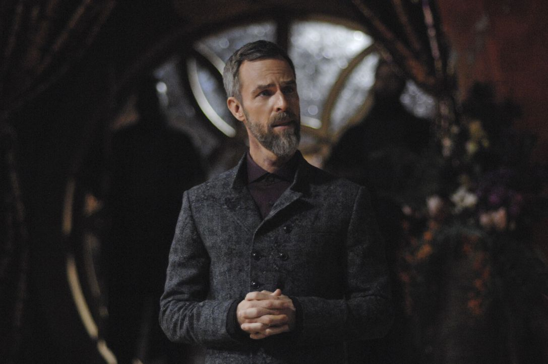 Russell Lightbourne VII (JR Bourne) - Bildquelle: Sergei Bachlakov 2019 The CW Network, LLC. All rights reserved / Sergei Bachlakov