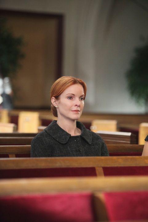 Hat einen geliebten Menschen durch einen Flugzeugabsturz verloren: Bree (Marcia Cross) ... - Bildquelle: ABC Studios