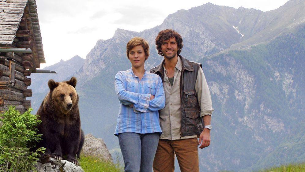Eine bärenstarke Liebe - Bildquelle: Sat.1