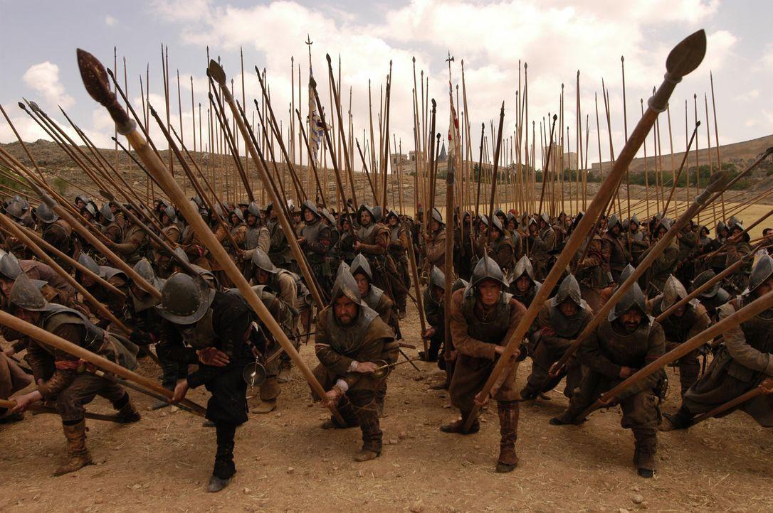 Ein gnadenloser Feldzug beginnt ... - Bildquelle: José Haro TF1 International