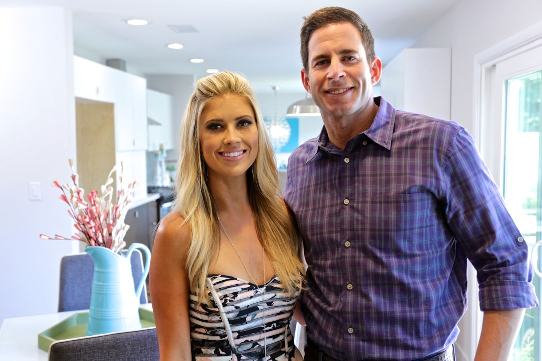 Christina El Moussa (l.); Tarek El Moussa (r.) - Bildquelle: 2016,HGTV/Scripps Networks, LLC. All Rights Reserved