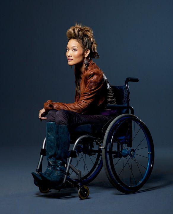 Angela ist Model und lebt seit kurzem von ihrem Mann getrennt. - Bildquelle: Sundance Channel