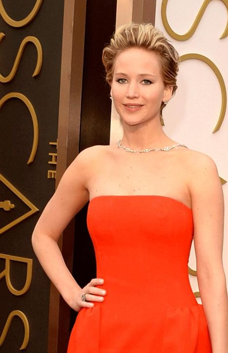 Jennifer Lawrence  - Bildquelle: AFP