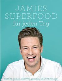 Jamies Super Food Buch Cover deutsch