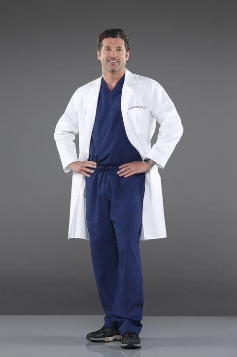 (10. Staffel) - Nicht nur beruflich, sondern auch privat läuft nicht immer alles nach Plan: Dr. Derek Shepherd (Patrick Dempsey) ... - Bildquelle: ABC Studios