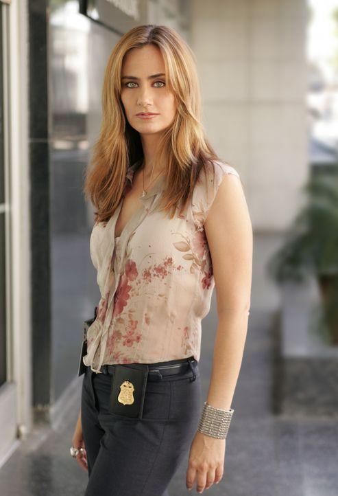 (2. Staffel) - Neu im FBI-Team von Don: Verhaltensanalyse-Spezialistin Megan Reeves (Diane Farr) ... - Bildquelle: Paramount Network Television