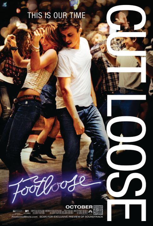 Footloose - Plakatmotiv - Bildquelle: 2010 Paramount Pictures. All Rights Reserved.