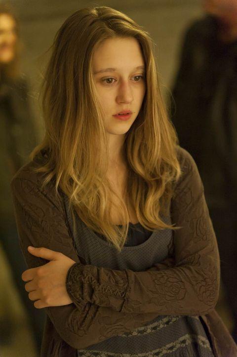 Violet (Taissa Farmiga) erfährt die schockierende Wahrheit über Tate ... - Bildquelle: 2011 Twentieth Century Fox Film Corporation. All rights reserved.